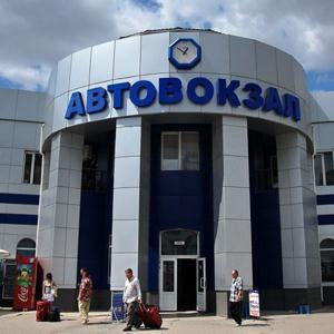 Автовокзалы Правдинского