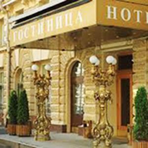 Гостиницы Правдинского