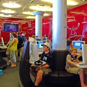 Интернет-кафе Правдинского