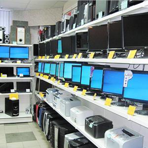 Компьютерные магазины Правдинского