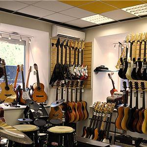 Музыкальные магазины Правдинского