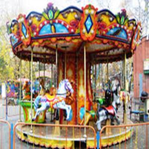 Парки культуры и отдыха Правдинского