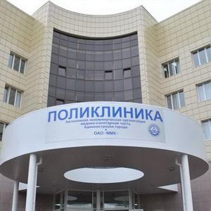 Поликлиники Правдинского