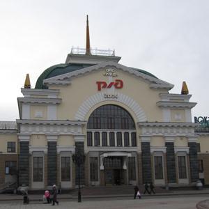 Железнодорожные вокзалы Правдинского