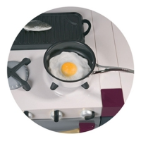 Бильярд Седьмая луза - иконка «кухня» в Правдинском